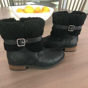 Ugg Blayre II Buckle Boots